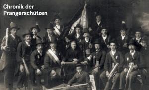 Chronik der Prangerschützen